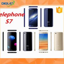 Hot selling 2017 wholesale elephone s7 with low price gold 16gb low perice mobile phone