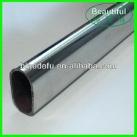 15x30mm chrome plated tube oval tube