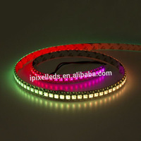 SMD 5050 IC WS2811 Flex 144 led / s WS2812B RGB LED Strip