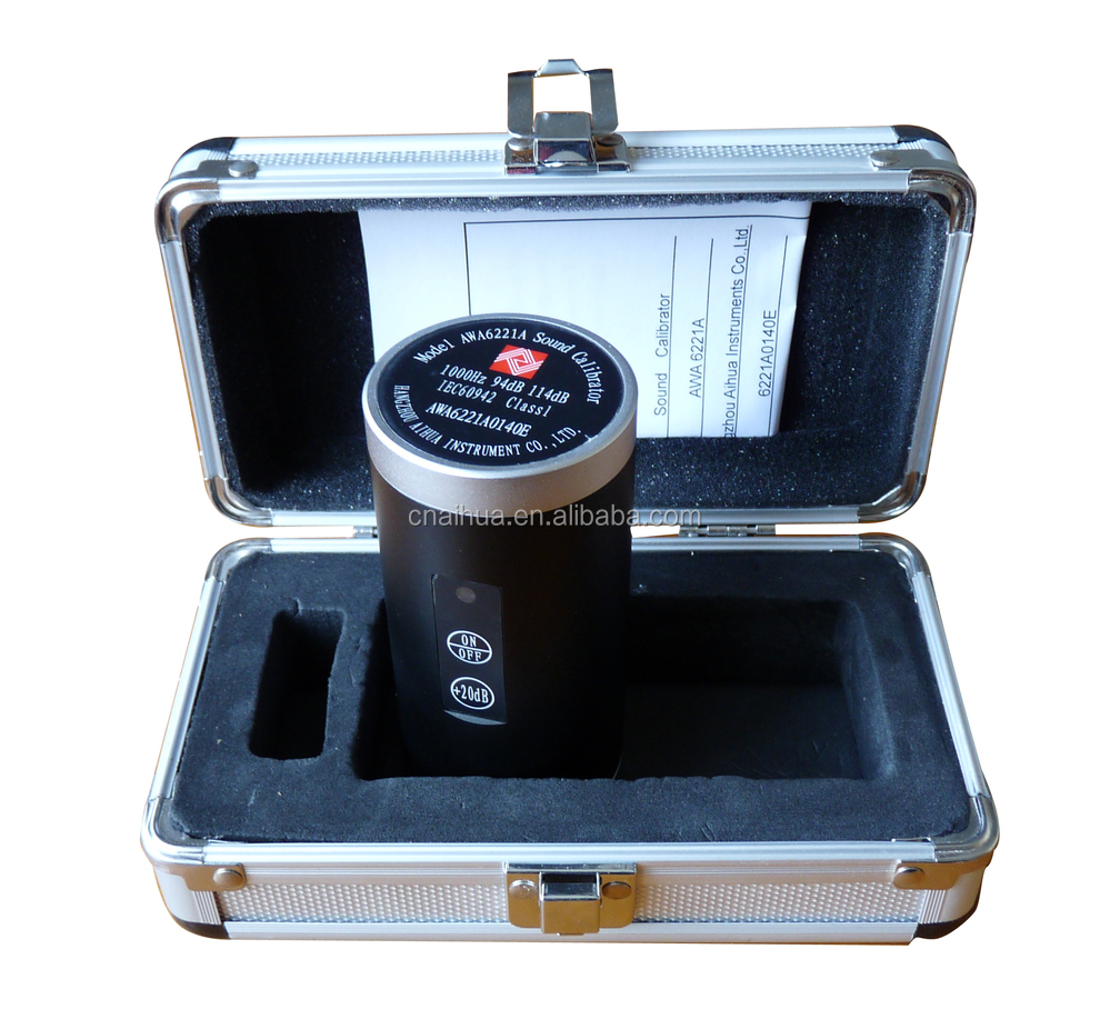 Sound Level Calibrator AWA6221A (94dB & 114dB)