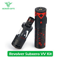 ATOM Revolver Subxero VV Starter Kit with 6ml Assassin Tank Atomizer & MOD