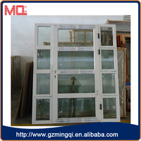 Aluminum double glazed lowes french doors exterior