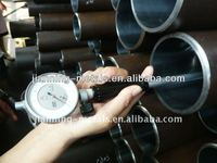 st52 honed black tube for hydraulic cylinder