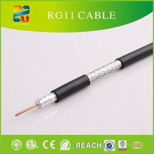 High quality OEM rg11 solid copper coaxial cable (ETL ROHS ISO9001)
