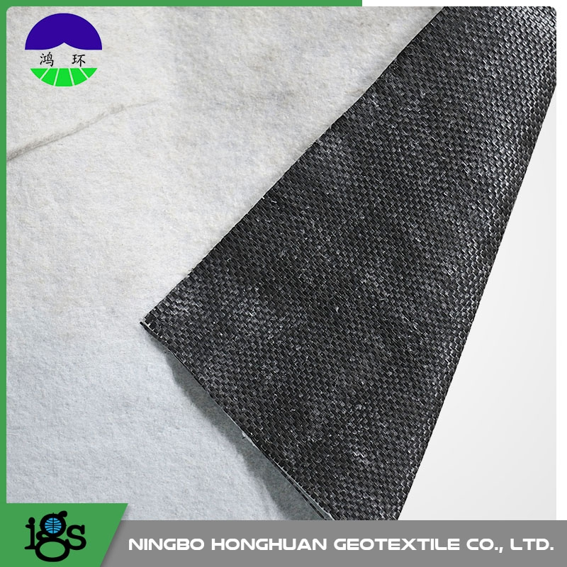 PET Woven polyester reinforced geocomposite liner
