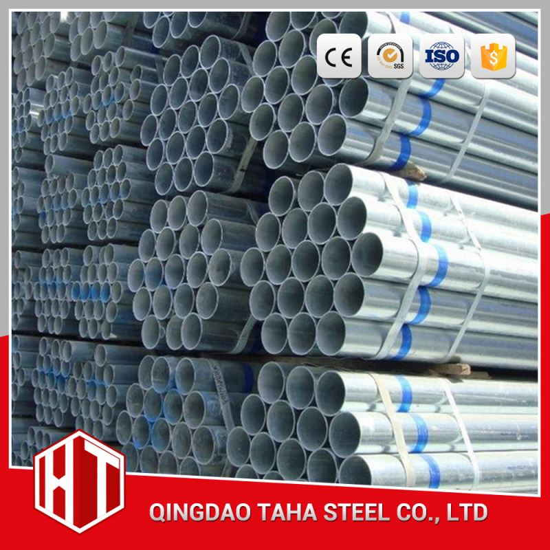 longitudinally-welded erw galvanized square/rectangular steel pip