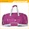 Durable and Fashionable Polyester Tote and Shoulder Travel Duffel Bag