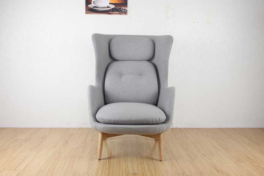 Modern recliner leisure chair / french lounge chair