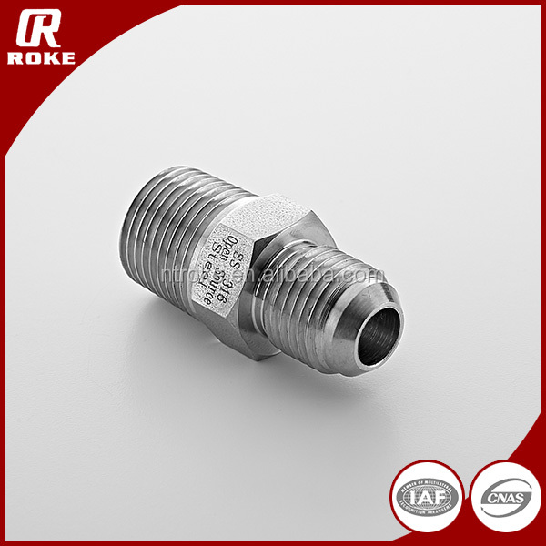 Parker 37 degree JIC Male Union 916-18 SAE hydraulics fittings JIC hydraulics fittings