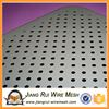 aluminum hexagonal oval galvanized perforated metal mesh from factory