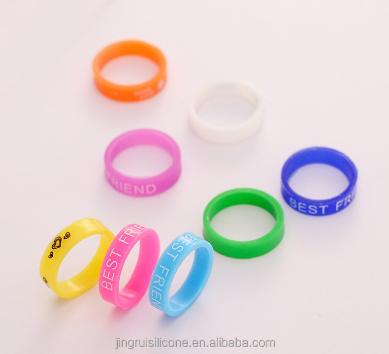 custom silicone ring bands,silicone rubber finger ring protector silicone
