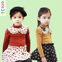 Spring baby girls dresses for girls of 2 7 years old kids beautiful model dresses clothing