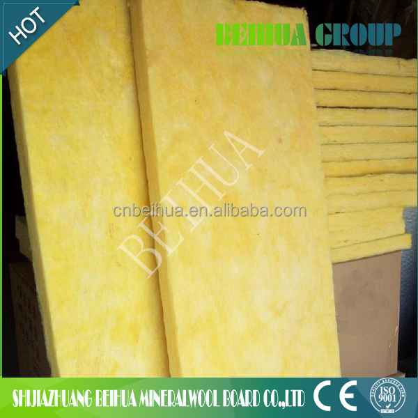 Glass wool vacuum packing glass wool sheet insulation