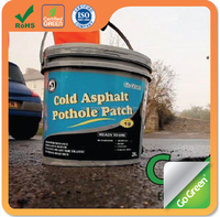 Go Green cold asphalt / pothole patch in buckets