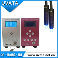 365nm UV adhesive curing systems --1to4 light guide