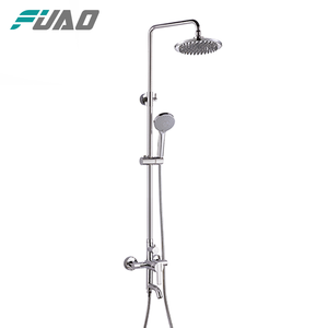 FUAO Skillful manufacture shower panels cheap