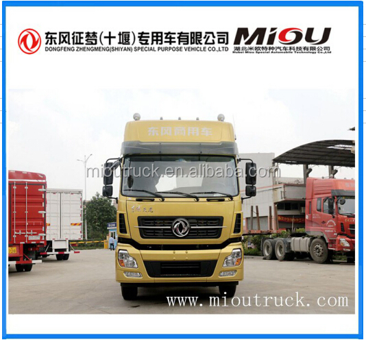 Dongfeng the best seller factory price tractor truck in China