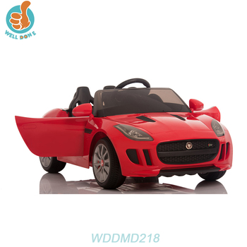 WDDMD218 Ride On Car For Girl For GameIncluding Electric Turning MP3 Port