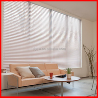 best price PVC transparent living room blinds/large windows decor waterproof sun shade window blind