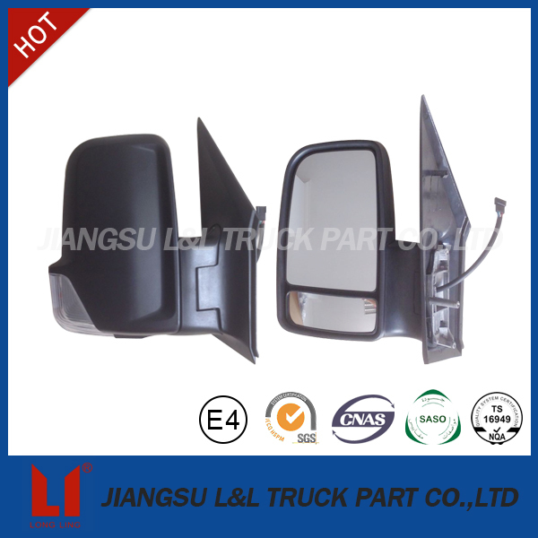 Car rearview mirror car spare parts for mercedes sprinter