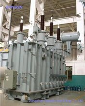 110kV SZ10 three-phase two windings oil Immersed OLTC power transformer