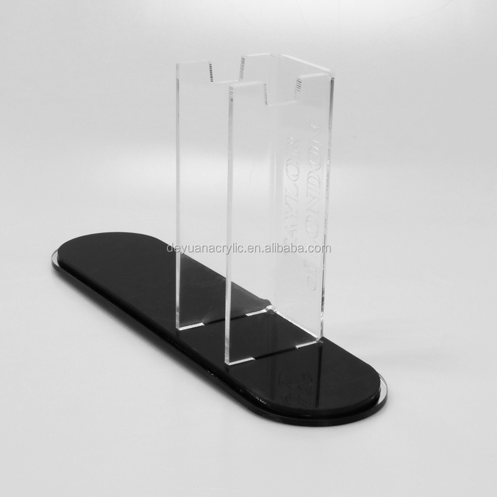 Acrylic Logo Display with Base