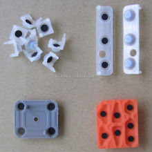 electronic soft silicone rubber buttons