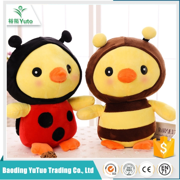 china products promotional custom plush chicken toy