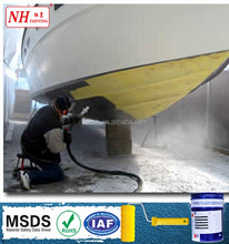 Epoxy phenol anticorrosive epoxy marine ship paint