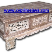 ANTIQUE RECYCLED COFFEE TABLE CF15