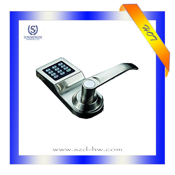 China products card swipe door lock with great price