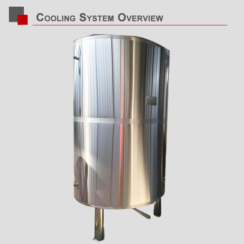 Micro beer brewing equipment steam heating 300l