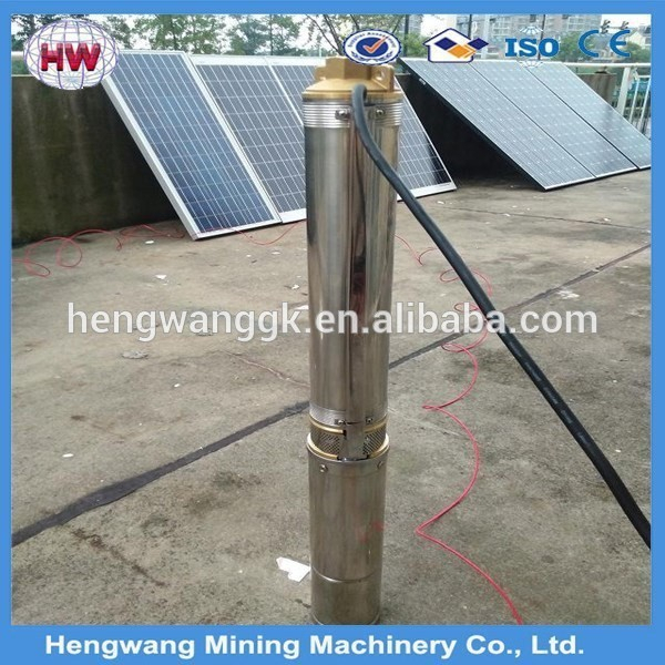 China Supplier Offer Ce & Tuv Certificated Solar Pump Water Pump For Car Wash - HW