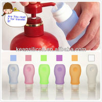 Uniquely Designed Silicone Bottle/Silicone Travel Bottle Perfume/Bottle Trip Air