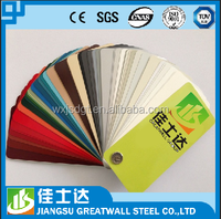 Hot Dip Galvalume Steel Coil Anti Finger , Color Coated Roofing Sheets AZ60 produce various specification and models