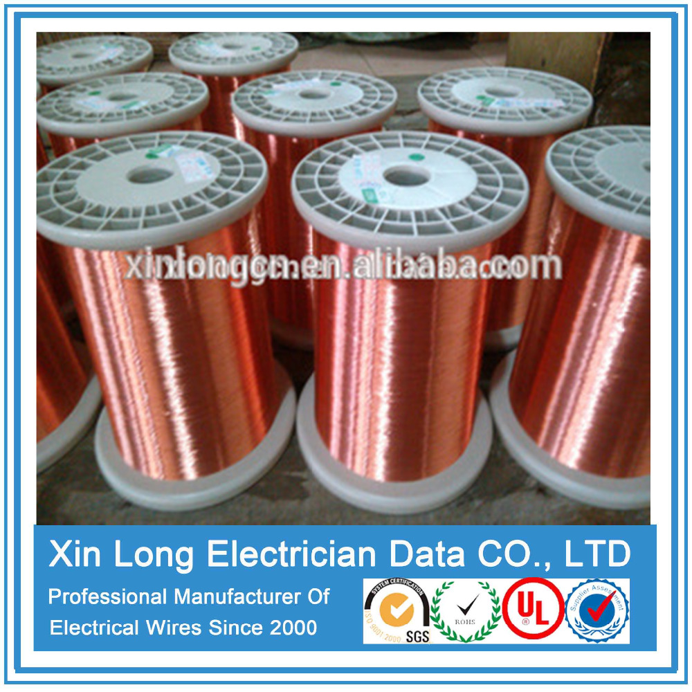Good Mechanical Property Various Size SWG Enamel Insulated Copper Wire Prices