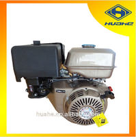 single cylinder 4-stroke air cooling ohv small petrol engine , mini petrol engine for sale