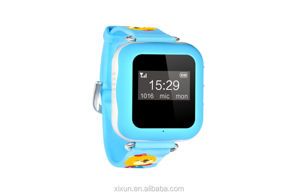 tracking device Touch screen s28 gator child gps tracker / wrist watch gps tracking device for kids-caref watch