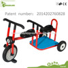 Wholesale baby twins tricycle,baby tricycle new models