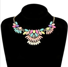 2015 Fashion Wholesale Western Style Jewelry Accessory, Trendy Necklace 2015