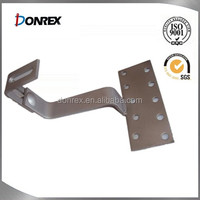 SS304 adjustable solar mounting bracket with blasting surface
