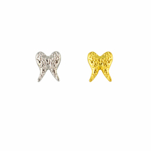 Wholesale metal charms angel wing charms amd wholesale letter charms