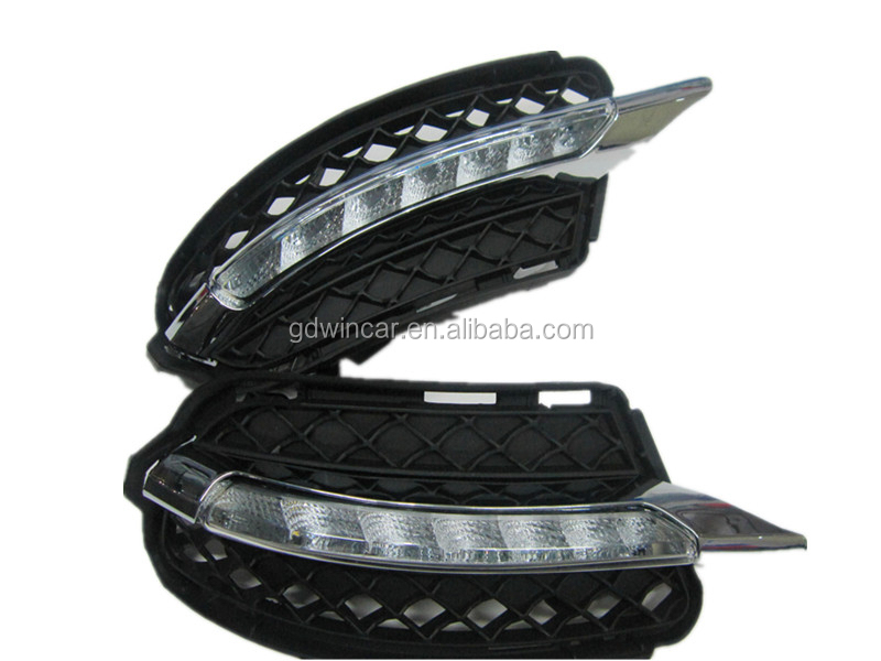 New products car accessories auto parts drl led for for Mercedes benz s550 parts and accessories