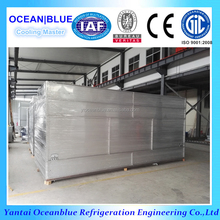 BAC high efficient refrigerator water cooled evaporative condenser unit