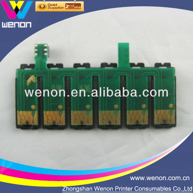 6 Color Combo Chip for Epson R270 R290 ARC Auto Reset Chip