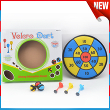 Wholesale Kids Toys Velcro Dart Board with Balls and Darts