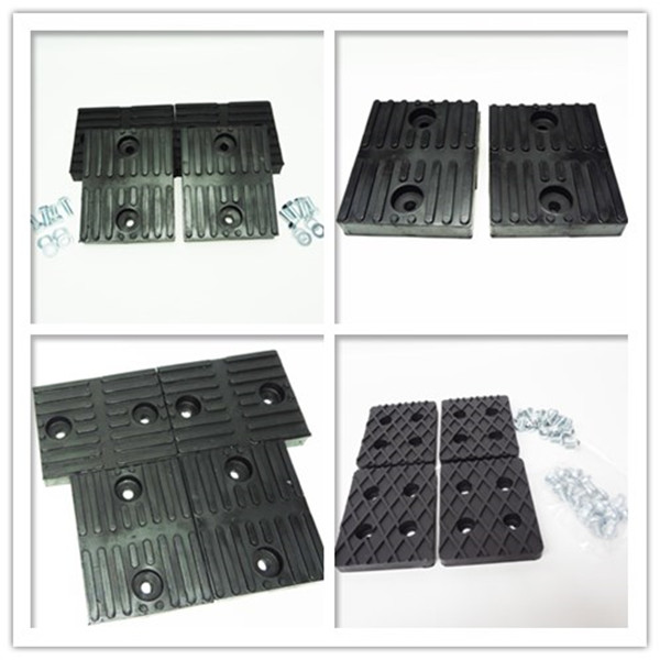 Anti vibration neoprene rubber pad