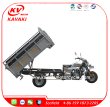 Export to Sudan Chinese manufacturer strong power cargo tricycle 3 wheel motorcycle