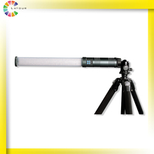 Photo camera video shooting handheld mini led camera rod light