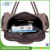 Multi travel bag brown duffle bag canvas